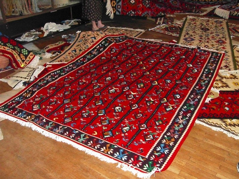Chiprovtsi Carpet (Kilim)