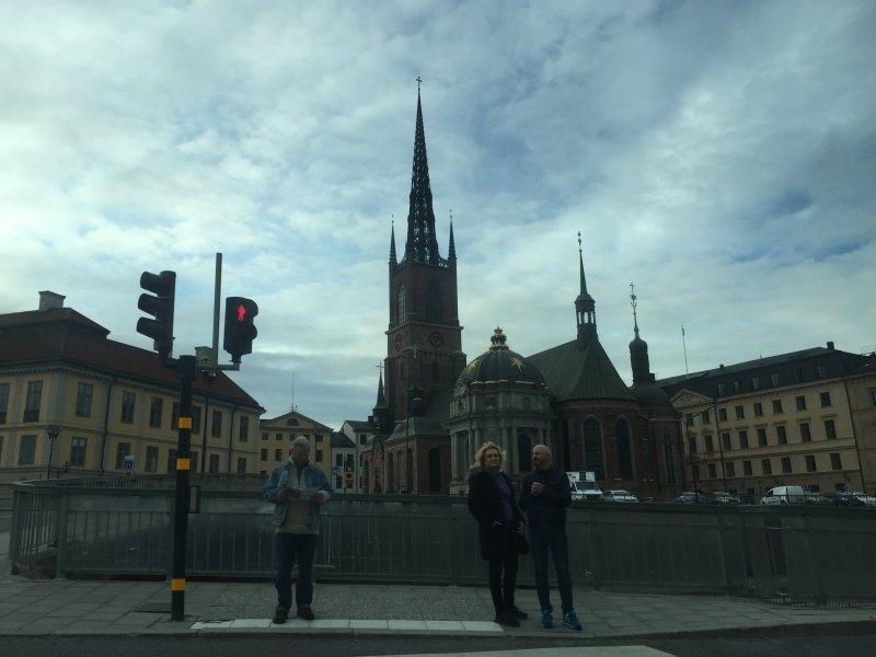 Stockholm-Downtown
