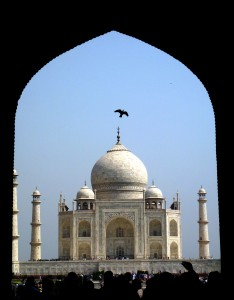 TheTajMahalFromTheEntranceGate 234x300 More from India    The Taj Mahal in Photos