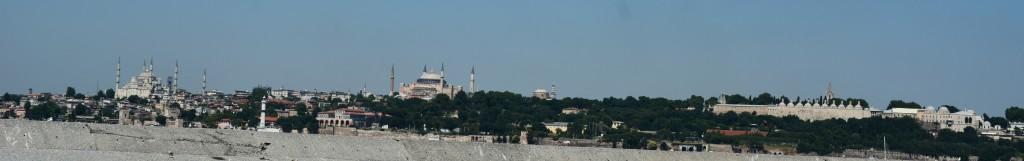 Topkapi-Blue-Mosque-Aya-Sophia