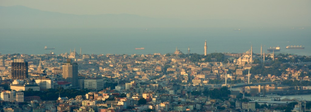Istanbul-Sunset