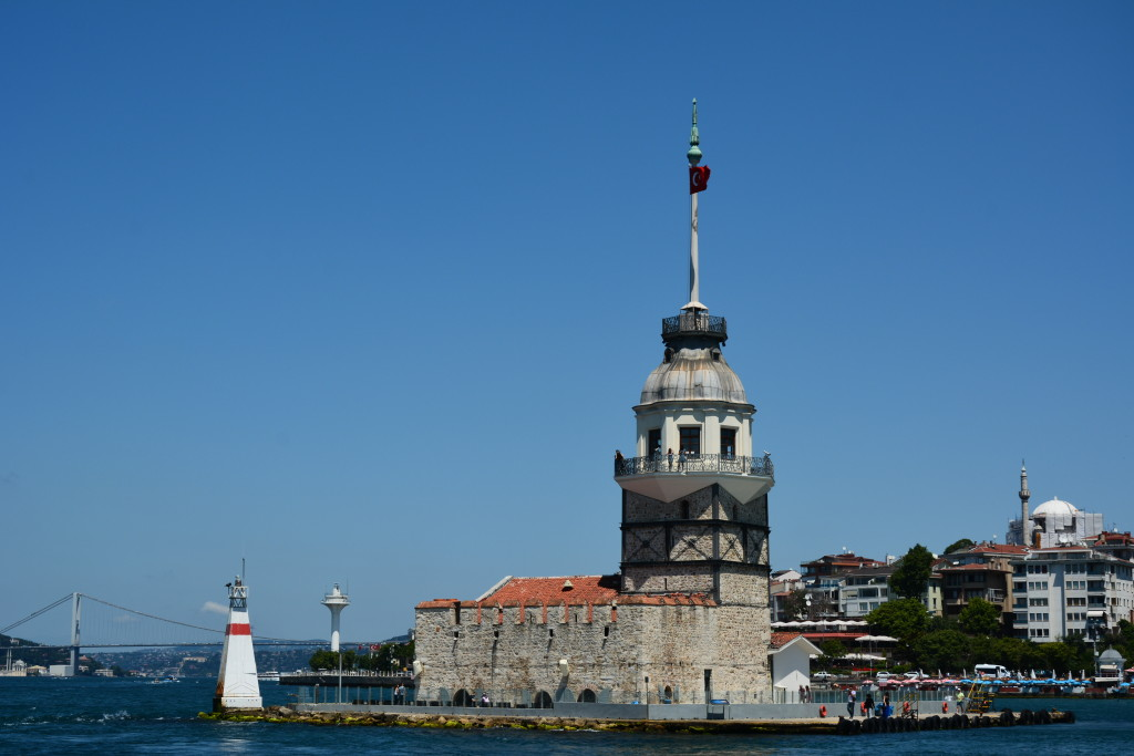 The Maiden's Tower Bosphorus Istanbul