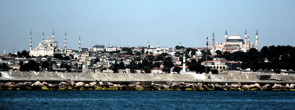 Istanbul-Blue-Mosque-Hajia-Sophia