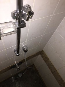The Duct Taped Shower